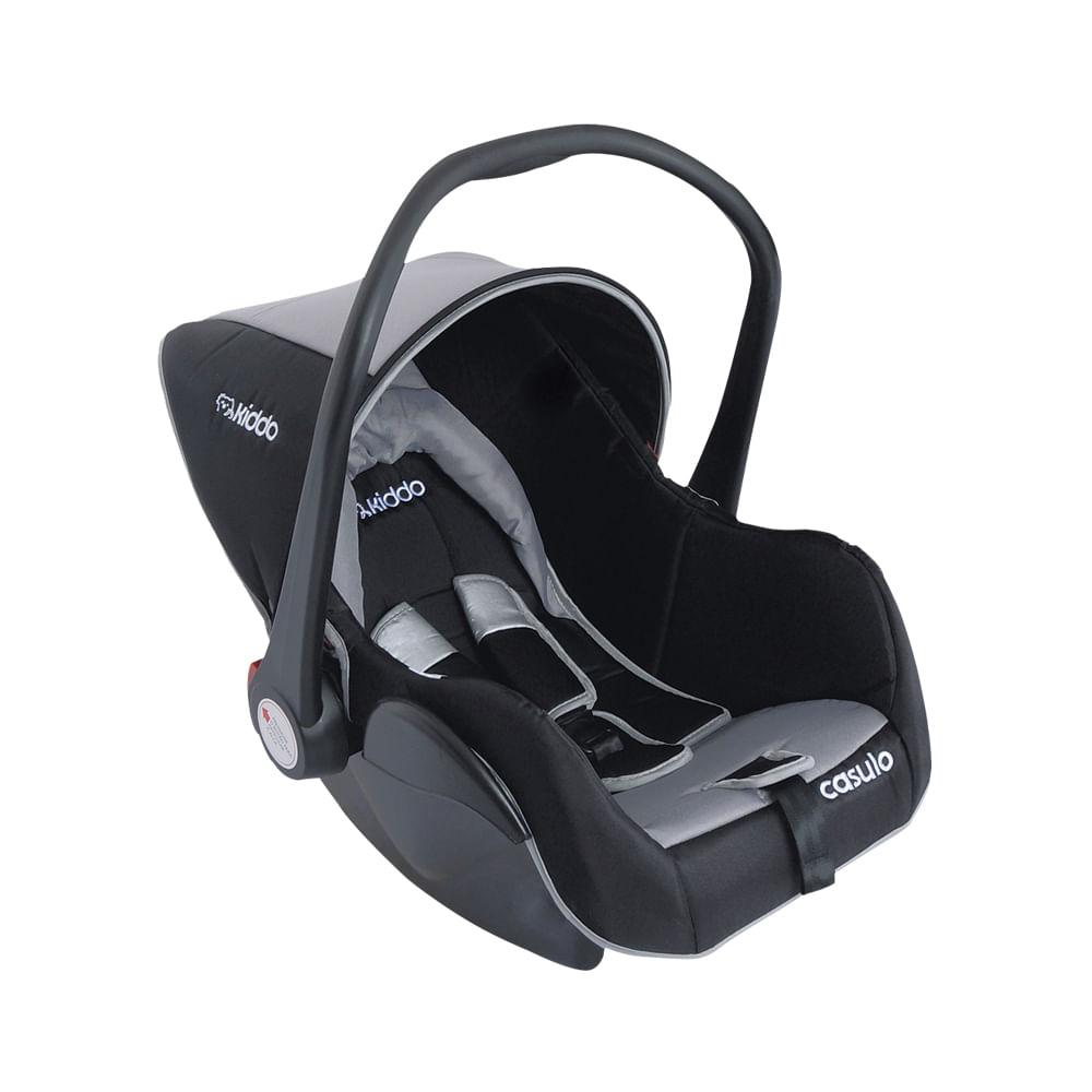 Bebê Conforto Casulo Helios Lenox Cinza 0 à 13kg