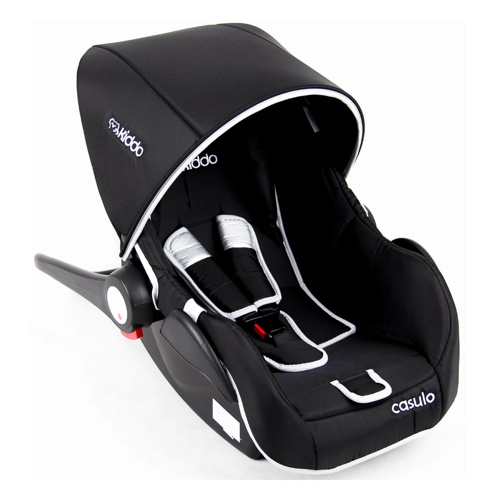Bebê Conforto Casulo Helios Lenox Preto 0 à 13kg