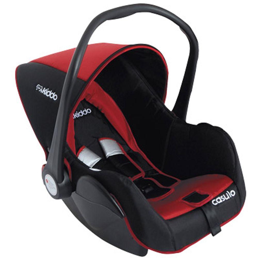 Bebê Conforto Casulo Helios Lenox Vermelho 0 à 13kg