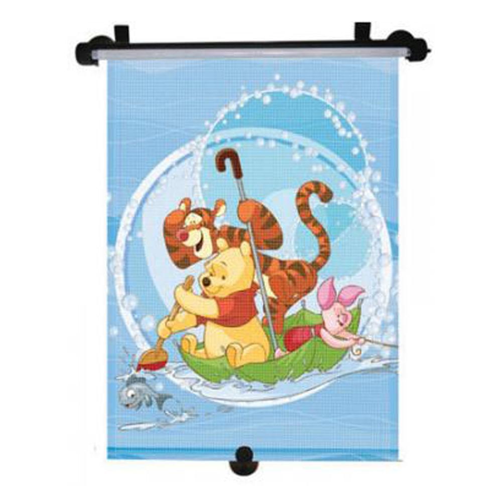 Protetor Solar Pooh e Tigrão