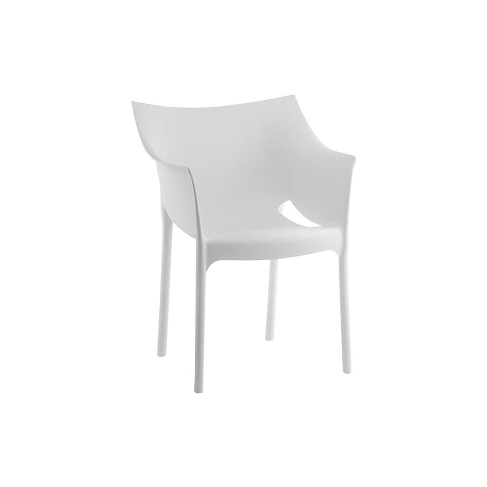 Cadeira Tuca Novo Modelo Branca - Or 1144