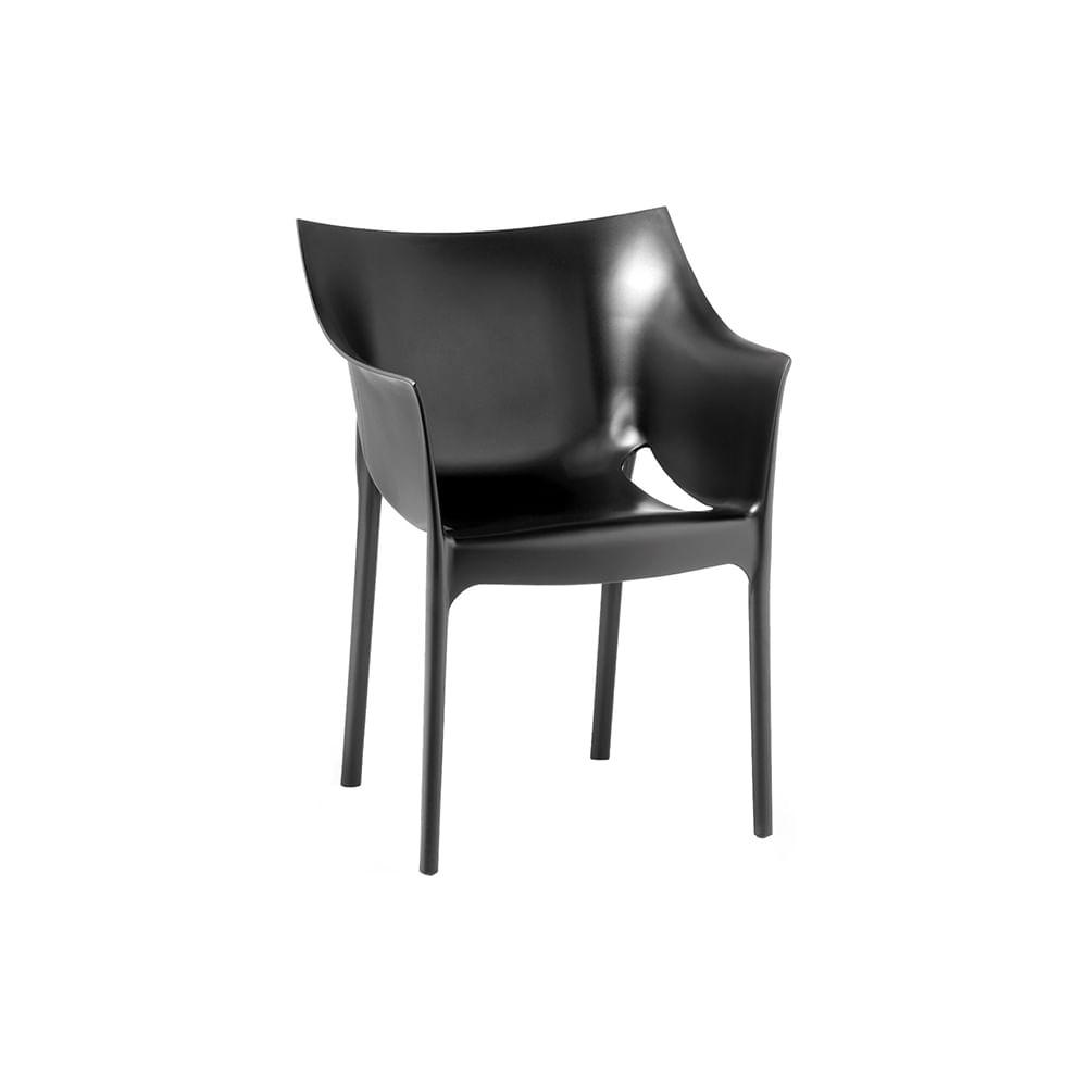 Cadeira Tuca Novo Modelo Preta