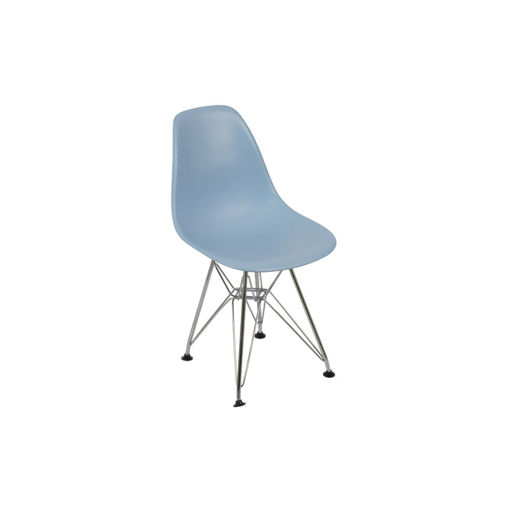 Cadeira Eiffel Infantil Azul