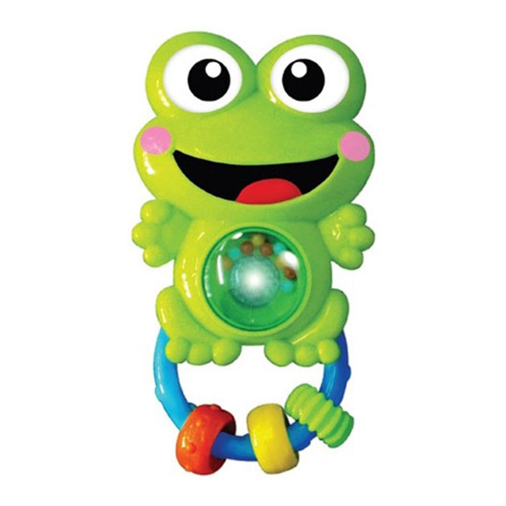 Amigo Chocalho Sapo Zoop Toys