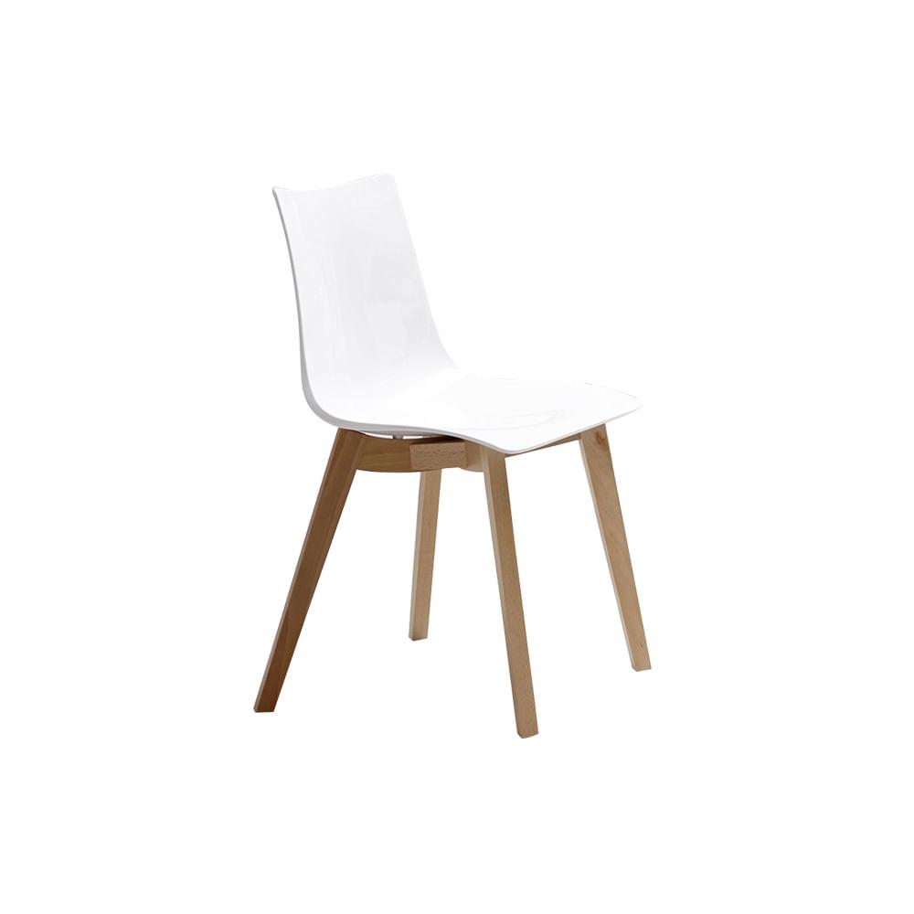 Cadeira Zebra Branca