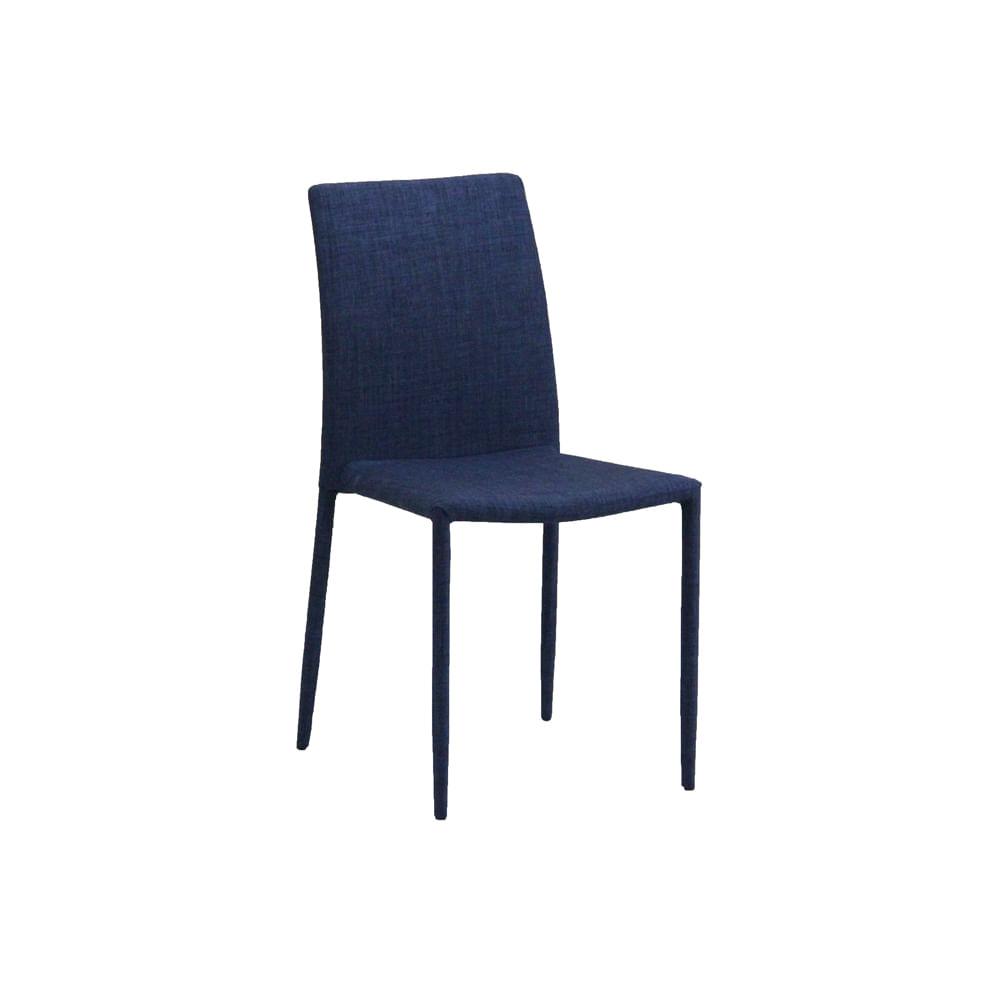 Cadeira Huma Jeans Azul - Or 4403