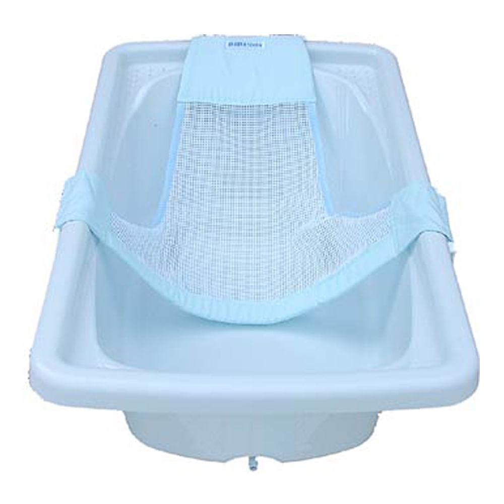 Rede de Proteção para Banho Azul