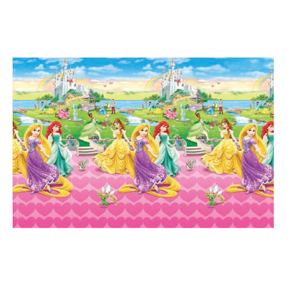 Tapete Princesas 1,30 x 2,00