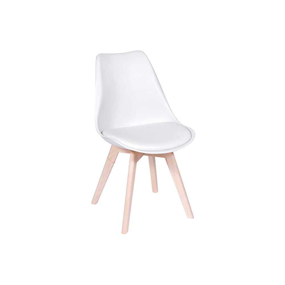 Cadeira Leda Nova Versão Branca - Or 1108