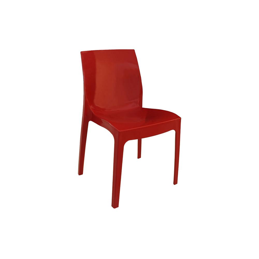 Cadeira Femme Vermelha
