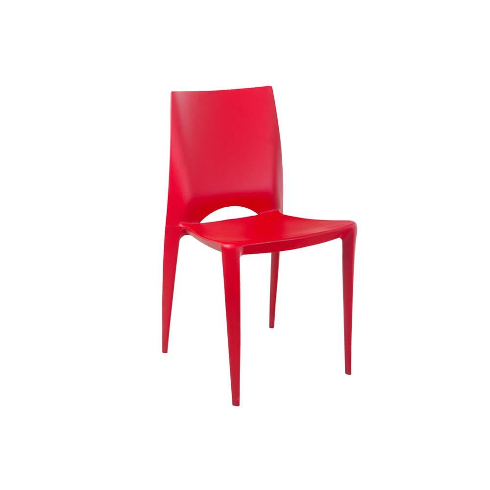 Cadeira Zoé Vermelha - Or 1139