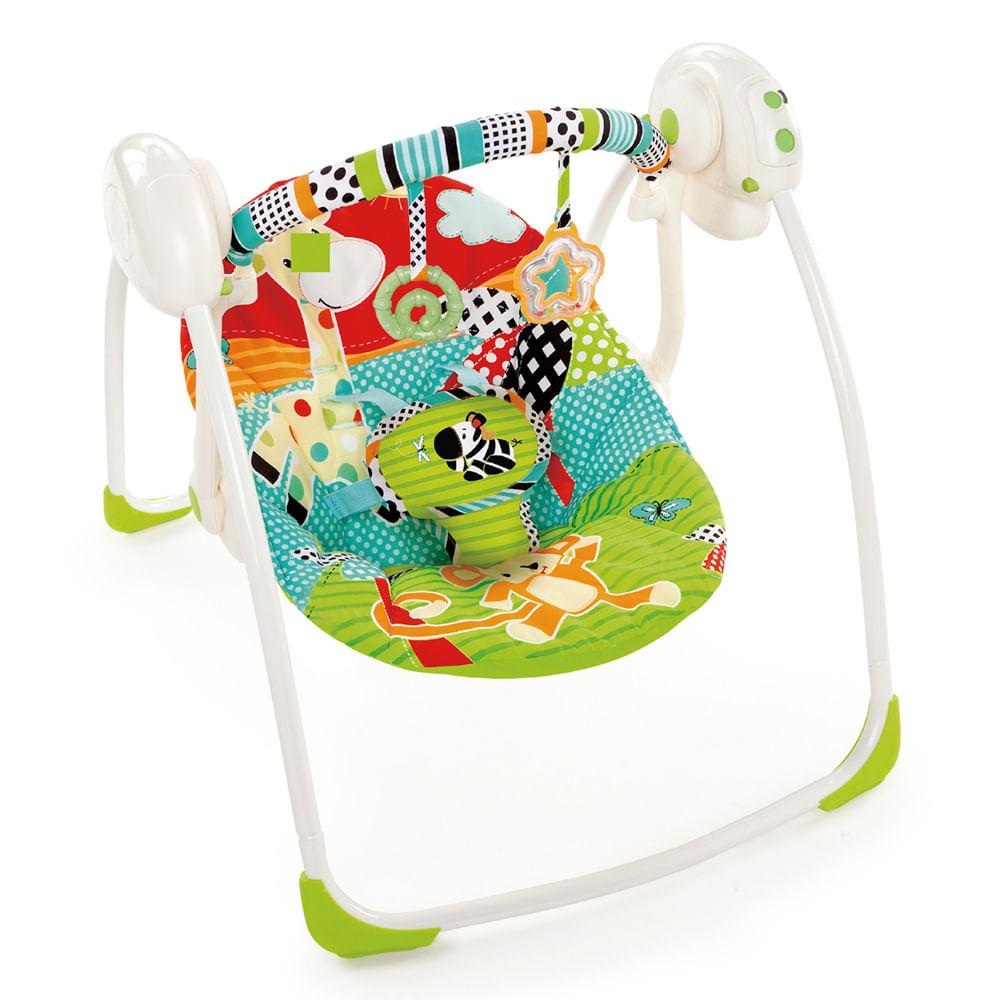 Cadeira de Descanso e Balanço Zoo