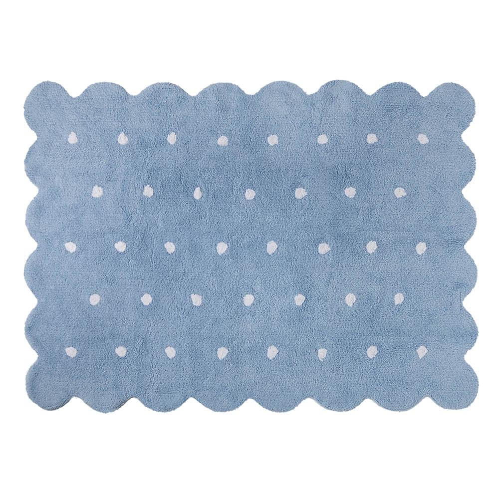 Tapete Galleta Azul 1,20x1,60