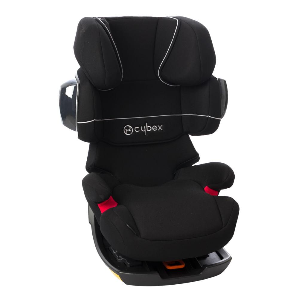 Cadeira para Auto Pallas 2-Fix Pure Black 9 à 36Kg