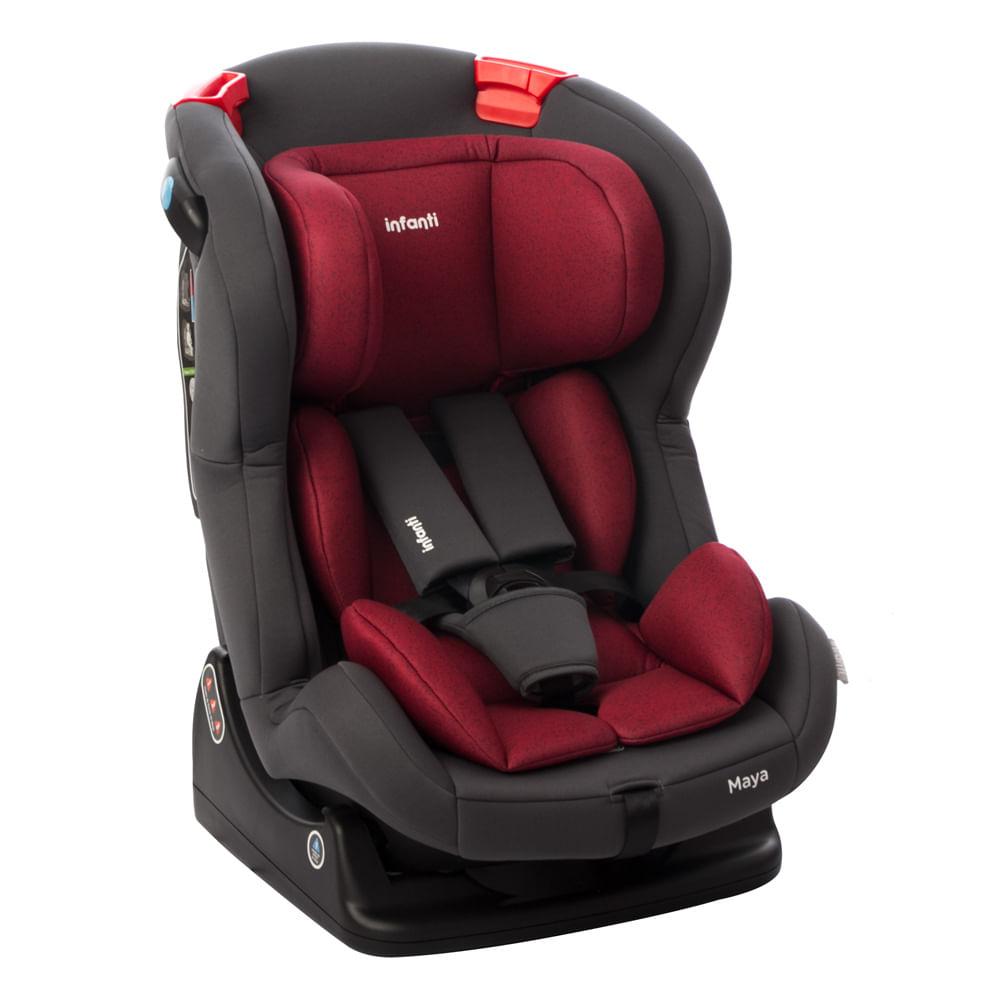 Cadeira para Auto Maya 3 Posições Ruby 0 à 25kg