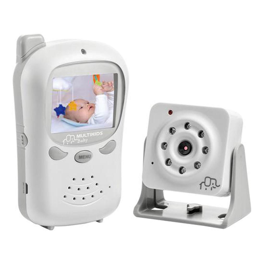 Baba Eletrônica Digital com Câmera BB126