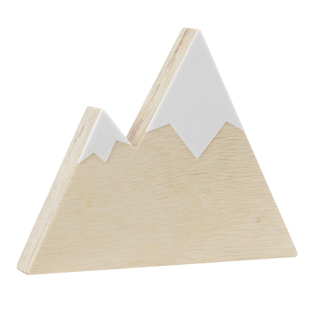 Adorno Montanha Branco