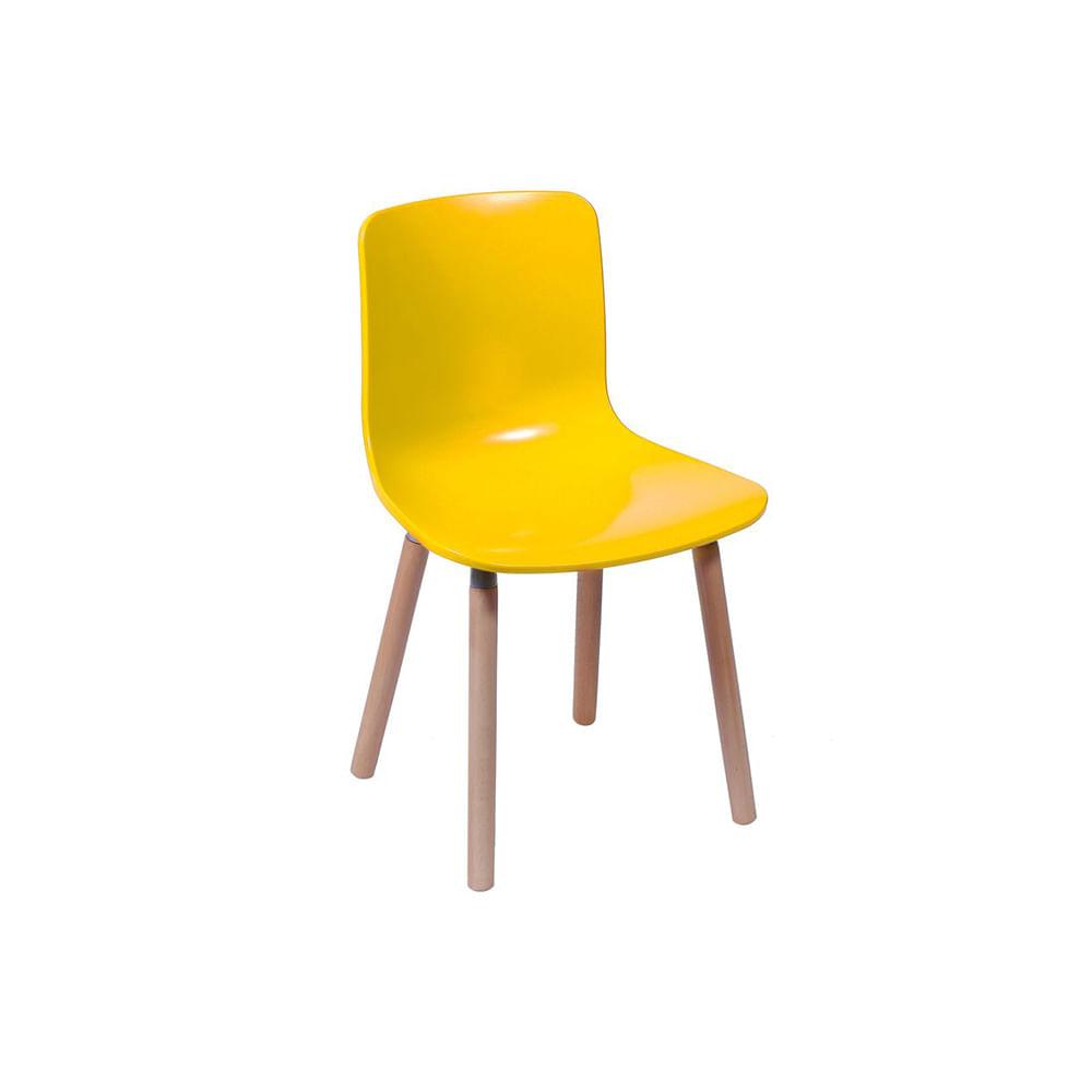 Cadeira Palito Amarela - Or 1148