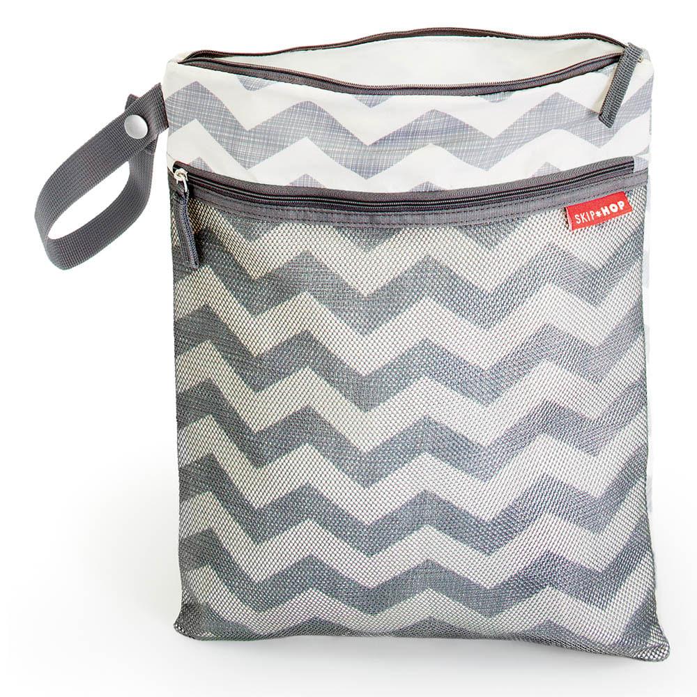 Bolsa Seco/Molhado(Wet/Dry) Bag Chevron 205001