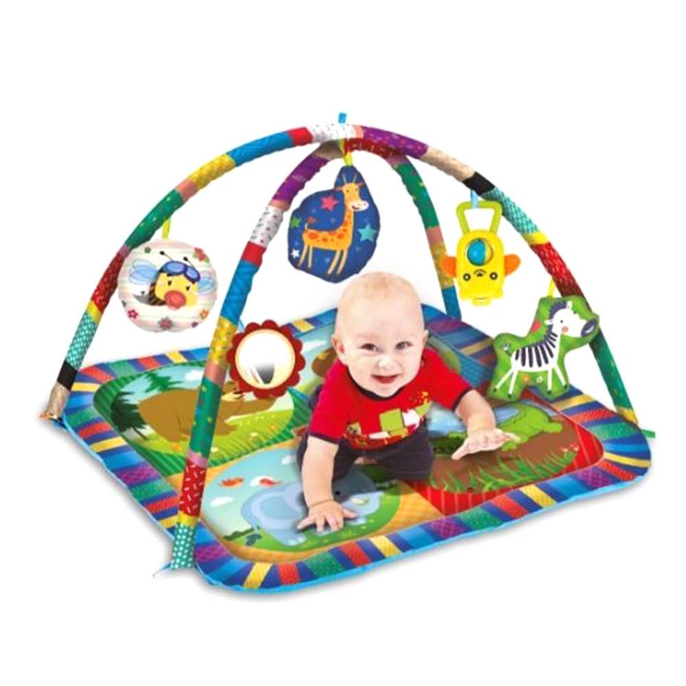 Centro de Atividades Safari Zoop Toys