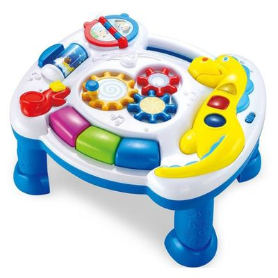 Mesa de Atividades Zoop Toys com 2 Melodias e Luz