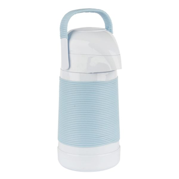 Kit Cesta Estampado Bola Azul
