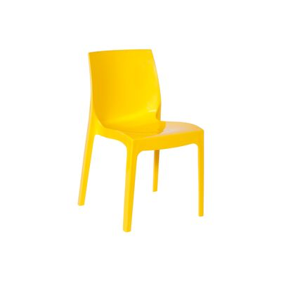 Cadeira Femme Amarela - ICE