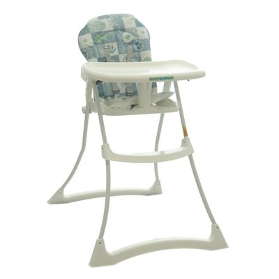 Cadeira Refeição Bon Appetit XL Peixinhos Azul Burigotto