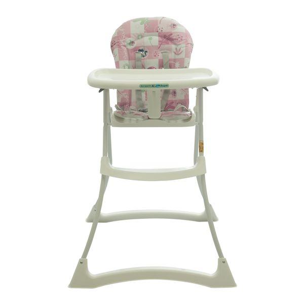 Cadeira Refeição Bon Appetit XL Peixinhos Rosa Burigotto