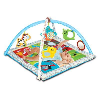 Centro de Atividades Letras Zoop Toys
