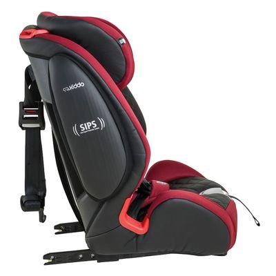 Cadeira Para Auto Adapt Preta e Vermelha - 9 a 36kg