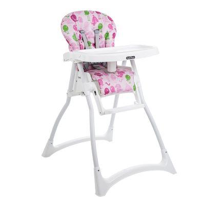 Cadeira-Refeicao---Encosto-com-4-Posicoes-Merenda-Passarinhos-Rosa-Burigotto