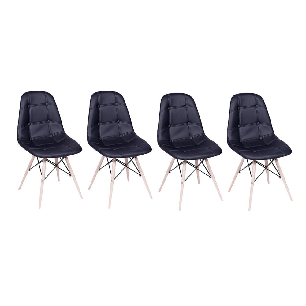 Conjunto-4-Cadeiras-Eames-Eiffel-Botone-Preta