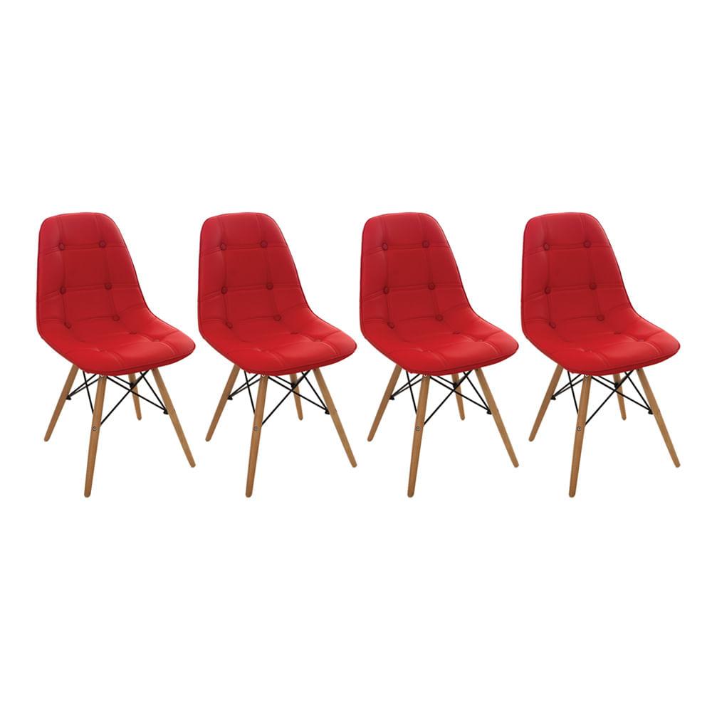 Conjunto-4-Cadeiras-Eames-Eiffel-Botone-Vermelha