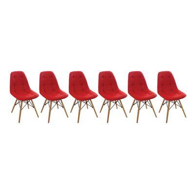 Conjunto-6-Cadeiras-Eames-Eiffel-Botone-Vermelha