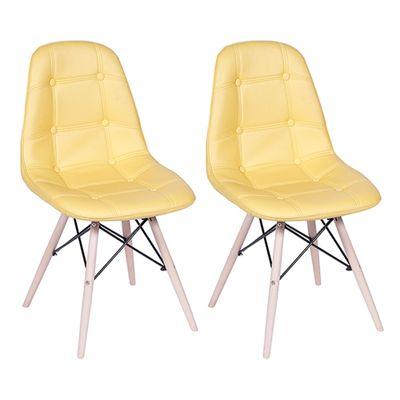 Conjunto-2-Cadeiras-Eames-Eiffel-Botone-Amarelo
