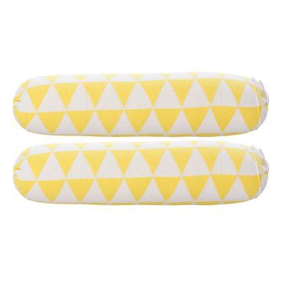 Rolo-de-Trico-Pequeno-2-Pecas-Triangulo-Amarelo