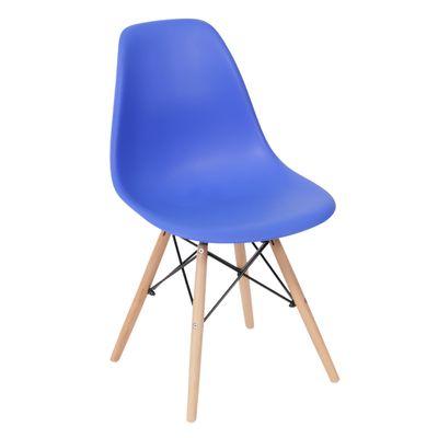 Cadeira-Eiffel-em-PP-Azul-Royal-com-Base-Madeira