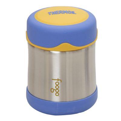 Pote-Termico-Thermos-Foogos-Azul-e-Amarelo