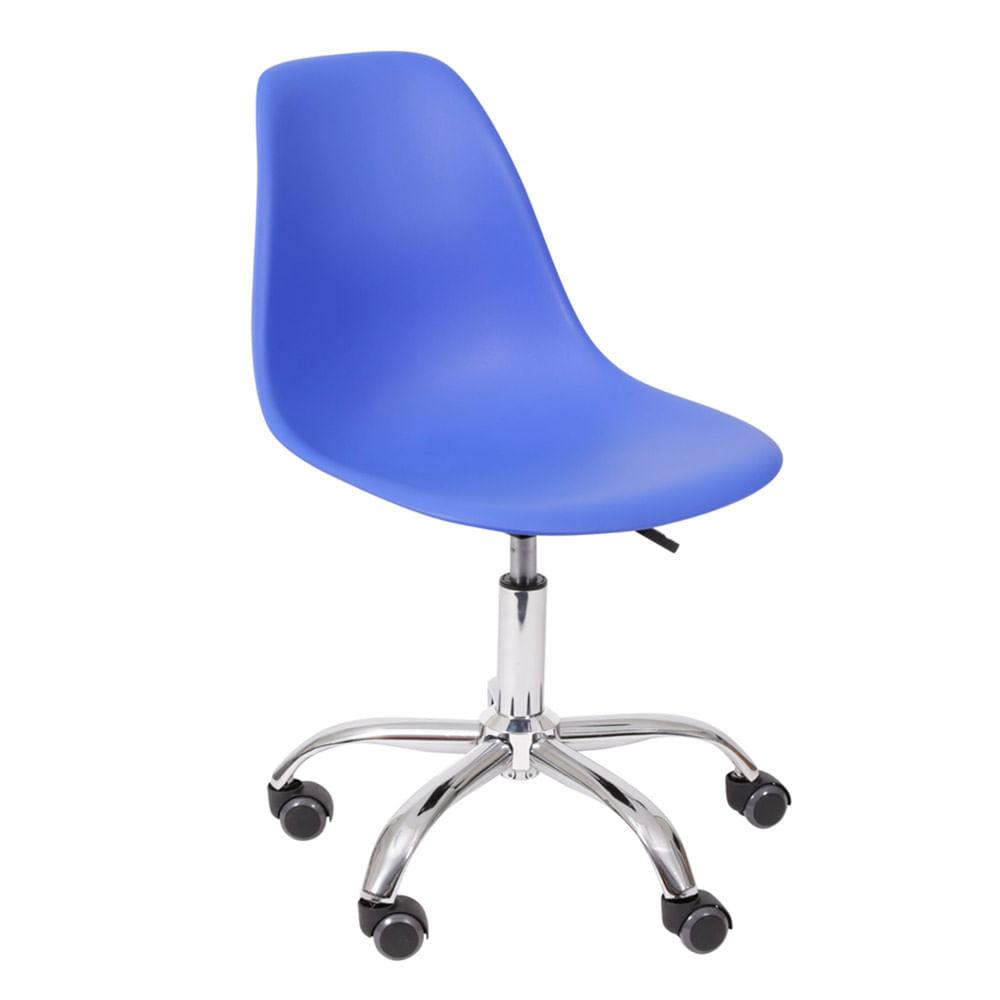 Cadeira-Eiffel-em-Azul-Royal-com-Base-Rodizio