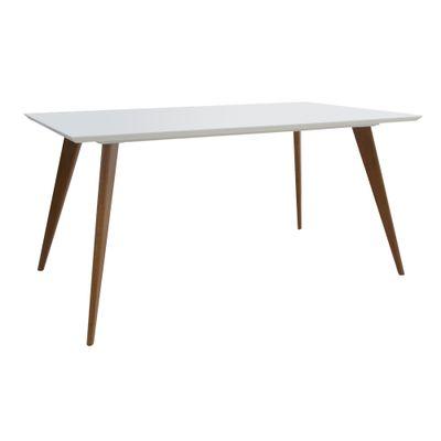 Mesa-de-Jantar-Square-Retangular-Tampo-Branco-Brilho-135m