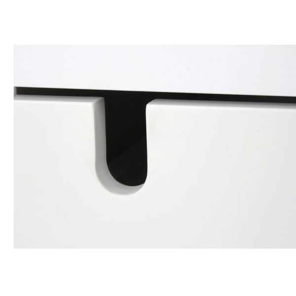 Modulo-Versatil-850mm-Gavetas-Lacca-Acetinada-Brancas