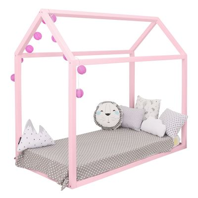 Mini-Cama-Montessoriana-Rosa-Fosco