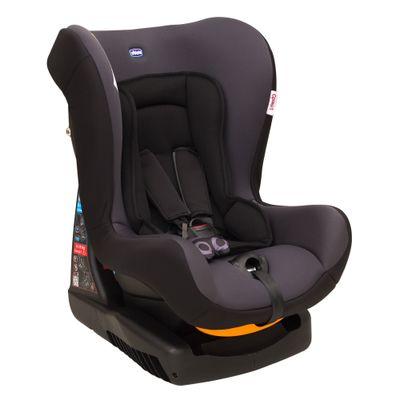 Cadeira P/auto Chicco Cosmos 4 Posições Black Night - Cinto do Carro (0 A 18kg)