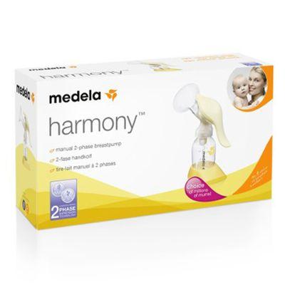 Extrator-Manual-de-Leite-Harmony-Medela