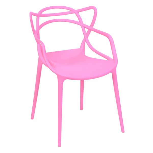 Cadeira Allegra Rosa - Or 1116