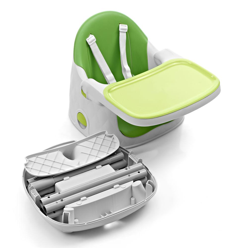 Cadeira de Alimentação 3 posições Portátil Jelly Green Safety 1st -25kg