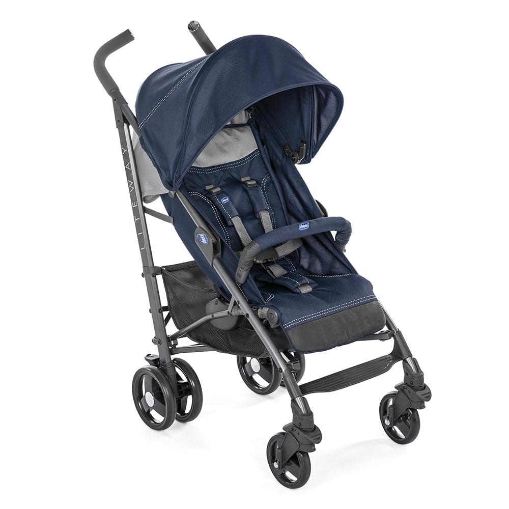 Carro-Aluminio--75kg--Lite-Way-Basic-3-com-5-Posicoes-India-Ink--15kg---Abra-Cadabra