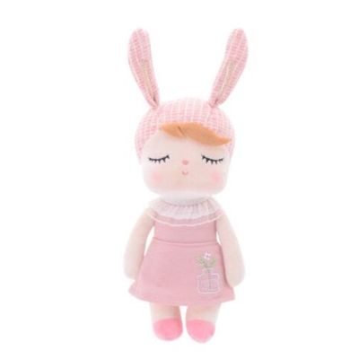 Boneca-Mini-Metoo-Angela-Jardineira-Rosa
