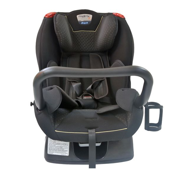 Cadeira para Auto Matrix Evolution K Dot Bege (0 a 25Kg)